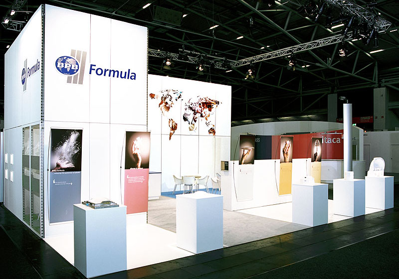 Modern Exhibition Stand Yet : Segi exhibition china events contractor